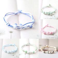 Armband Keramikperlen Damen Kinder Mädchen Handgefertigt