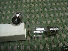 2  Screw in Light Bulbs Sewing machine  Singer    BB