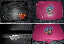 Pochette Etui Sacoche Housse PC portable laptop 15.4,  2 Modeles Au Choix