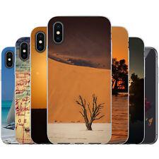 dessana Afrika TPU Silikon Schutz Hülle Case Handy Tasche Cover Sommer für Apple