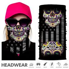 Skull Face Shield Women Girl Balaclava Fishing Cycling Outdoor Mask Neck Gaiter