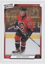 2006-07 Victory #235 Alex Tanguay Calgary Flames Hockey Card