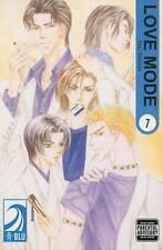 LOVE MODE Volume 7: (Yaoi): v. 7, Very Good Condition Book, Shimizu, Yuki, ISBN