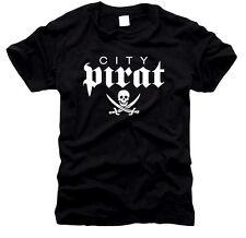 City pirate-T-shirt-Taille S à XXXL