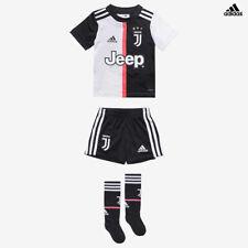 Juventus kit neonato bimbo completo home adidas juve h mini juve h baby 2019/20