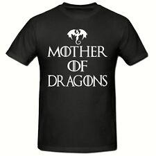 MOTHER OF DRAGONS T SHIRT, FUNNY NOVELTY MENS T SHIRT,SM-2XL