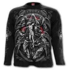 SPIRAL DIRECT REAPER'S DOOR - Longsleeve T-Shirt Reaper/Angel/Death