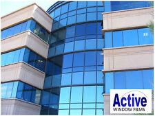 Espejo Azul-privacidad ventana de entintado Pro tinte una forma de película de 51, 76, 100, 152cm