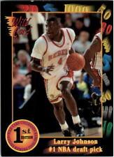 1991-92 Wild Card Baskeball - Choose Your Cards