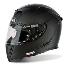 Airoh  GP 500 Matt Black Motorcycle Motorbike Mens Full Face Helmet ACU