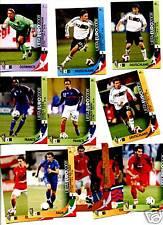 UEFA-Fussball-EURO 2008-Traidingcard-- 11 Stück -TOP