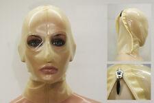 "----- LATEXTIL ----- Latexmaske ""Clear-View"" Mask Maske Rubber -NEU-   5 Farben"