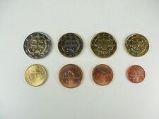 *** EURO KMS SLOWAKEI bankfrisch Kursmünzensatz Auswahl aus diversen Jahren ***