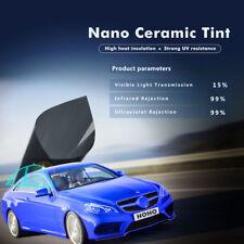 5% VLT Car Auto Home Office Nano Ceramic Boat DIY Window Tint Film Multi-size