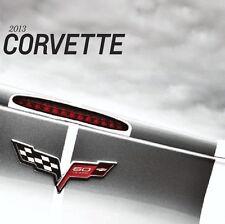 CORVETTE Z06 2013 - DEALER BOOK BROCHURE - C6 CHEVROLET - 13 ZO6 LS7 427 - NEW