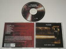 PLACEBO/NEGRO MARKET MUSIC(CDFLOOR13/VIRGIN 7243 8 50049 2 6) CD ÁLBUM