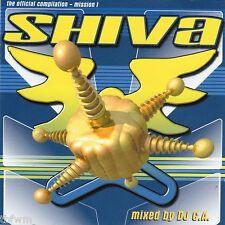 DJ c.a. - Shiva The Official compilation Missione 1-RARE CD come nuovo-trance