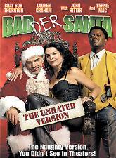 Bad Santa (DVD, 2004, Badder Santa: The Unrated Version) - disk only