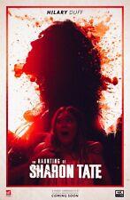 The Haunting of Sharon Tate (2019) Hilary Duff Jonathan Bennett Movie Poster NEW