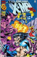 Uncanny X-MEN ANNUAL'95 (USA, 1995)