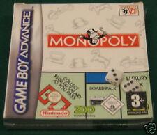 Videogame GAME BOY ADVANCE & NINTENDO DS MONOPOLY
