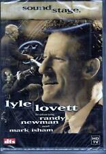 LYLE LOVETT feat.RANDY NEWMAN MARK ISHAM soundstage DVD