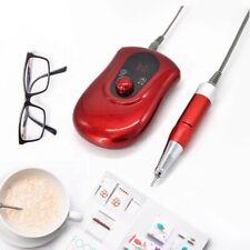 Electric Nail Drill Art Polish Machine Manicure Pedicure Portable Tool UK PLUG