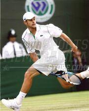 Andy Roddick return serve between legs  8x10 11x14 16x20 photo 662
