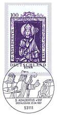 BRD 1997: Heiliger Adalbert  Nr 1914 mit Bonner Ersttags-Sonderstempel! 1A! 1605