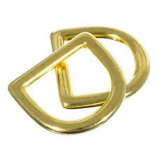 Brass D-Ring