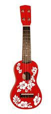 Ukulele-Sopran- in verschiedenen Modellen , Farben, Hawai-Stil!