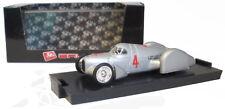 Brumm R108 Auto Union Rekordwagen Carenata 1937 - Hans Stuck 1/43 Scale