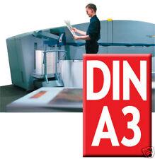 25 x Plakate / Poster A3 Highend Digitaldruck in Farbe