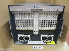 EMC Emc2 100-620-010 para montaje en rack de fibra Connectrix ed-64m 64 Director Interruptor