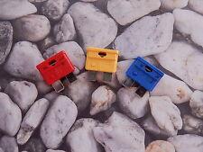 Kfz-Sicherungen Standartgröße 19mm, 10-20 Ampere, Auto,Boot,Wohnmobil,Wohnwagen