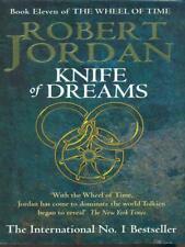 KNIFE OF DREAMS  ROBERT JORDAN ORBIT BOOK 2005
