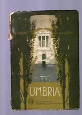 umbria - touring club itralia 1908