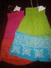 6 7 8 10 NWT Gorgeous Bandhani Convertible Sun Dress by Fromage et L'Orange
