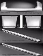 Chevrolet Chevy Coupe Tailpan Tail / Roll Pan Rocker Quarter Kit 1937-1938 EMS