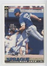 1995 Upper Deck Collector's Choice #142 Ed Sprague Toronto Blue Jays Card