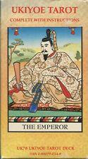 Tarot colección Ukiyoe - Kogi Furuta (Ingles)