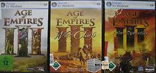 Age of Empires III / 3 - PC - je 1 Spiel auswählen - Kult Strategie
