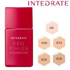 [Shiseido Integrate] Pro Finition Fond de Teint Liquide SPF30 Pa 30ml Japon Neuf