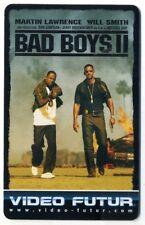 VIDEO FUTUR  collector  BAD BOYS II  (249)