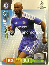 Adrenalyn XL Champions League 11/12 - Nicolas Anelka