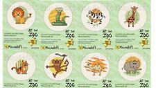 Mouseloft Mini Cross Stitch Kits  - At The Zoo Collection