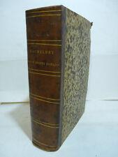 MACHELDEY : MANUALE di DIRITTO ROMANO - NAPOLI 1844  2 voll.
