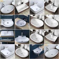 Durovin Slotted And Unslotted White Gloss Modern Design Bruessel Ceramic Range
