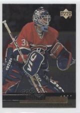1999 Upper Deck Gold Reserve #69 Jeff Hackett Edmonton Oilers Montreal Canadiens