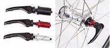Feedback Parts Thru Axle Wheel Adapter 12mm/ Silver 15mm/Red 20mm/Black